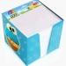 Блок для записи в коробочке