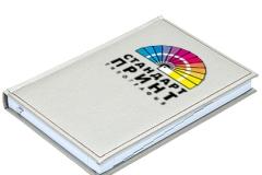УФ-печать на ежедневниках